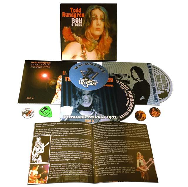 Todd Rundgren / Box O' Todd