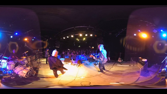 Wishbone Ash -  360 Degree Video