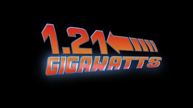 Back to the Future Prequel Trailer: 1.21 Gigawatts