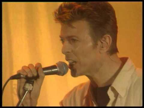 David Bowie - MTV/Fnac show 1995