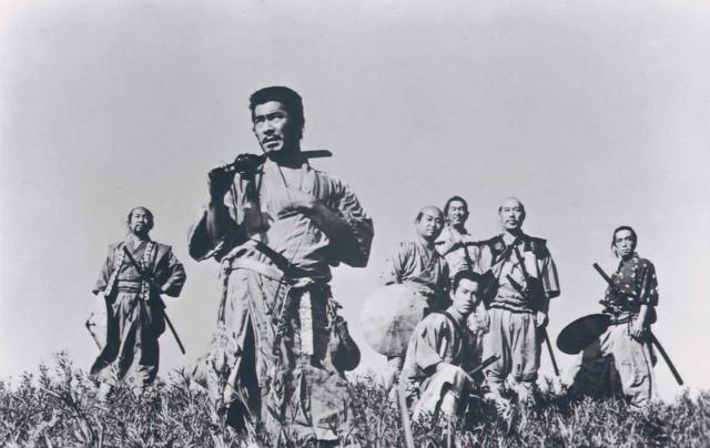 「七人の侍」 (c)1954東宝