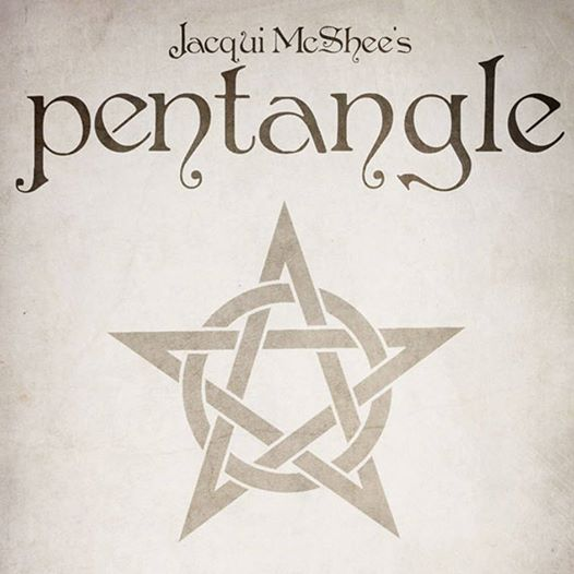 JACQUI McSHEE's PENTANGLE