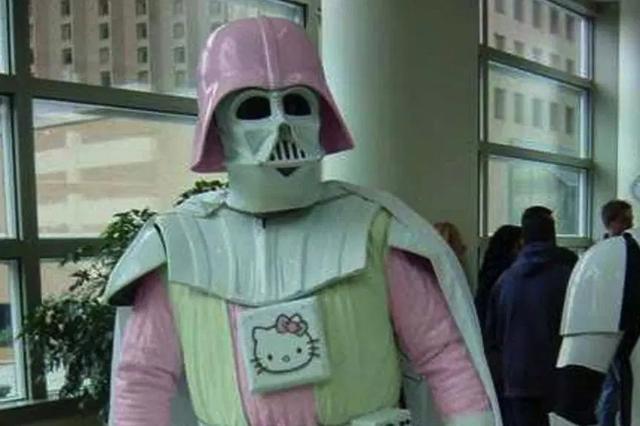 Darth Vader ?