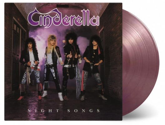 Cinderella / Night Songs [180g LP]