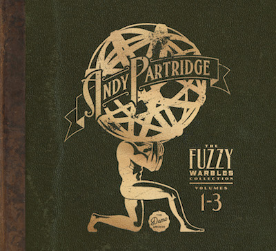 Andy Partridge / The Fuzzy Warbles Collection Volumes 1-3
