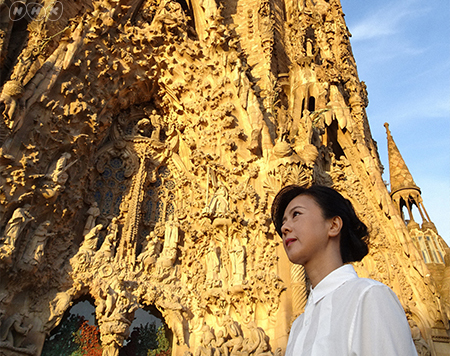 NHK BSプレミアム『ザ・プレミアム「ガウディの遺言〜サグラダ・ファミリア100年の夢〜」』