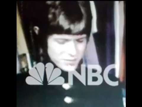 David Bowie 1967 NBC NEWS
