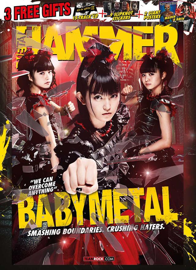 Metal Hammer 281