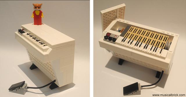 Lego Mellotron M400
