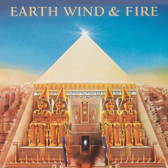 Earth, Wind and Fire / All 'N All