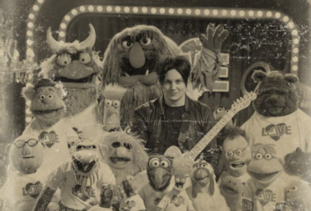 Jack White and Dr. Teeth and the Electric Mayhem