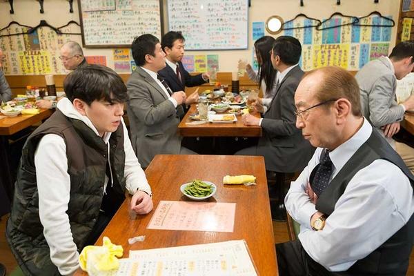 となりのシムラ (c)NHK
