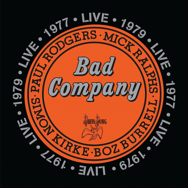 Bad Company / Bad Company Live In Concert 1977 & 1979