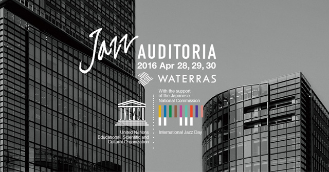 JAZZ AUDITORIA 2016 in WATERRAS