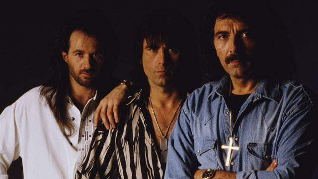 1990s Sabbath: Tony Martin, Cozy Powell, Tony Iommi