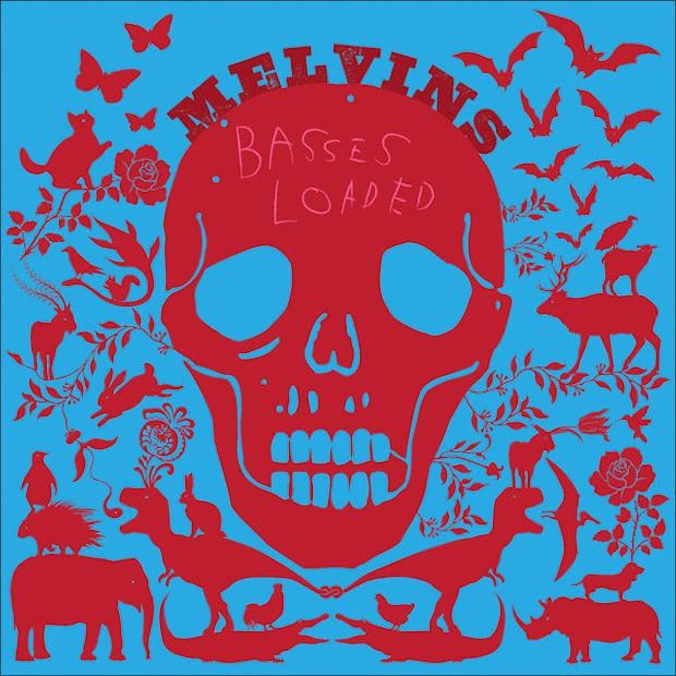 ザ・メルヴィンズが新アルバム『Basses Loaded』を6月発売、レッド・クロスのS.マクドナルドが参加した新曲が試聴可