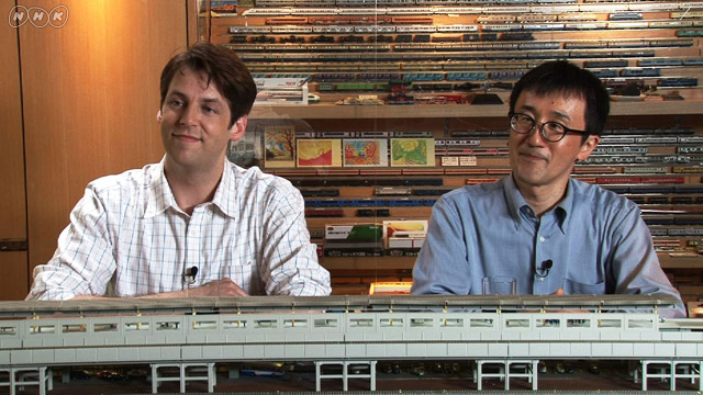 HK BS1『Japan Railway Journal』