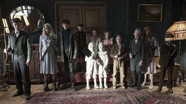 ティム・バートン監督の最新作『Miss Peregrine's Home for Peculiar Children』、新トレーラー映像が公開