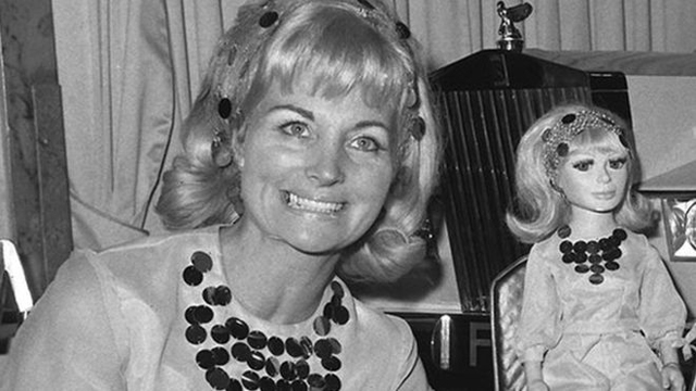 Sylvia Anderson and Lady Penelope