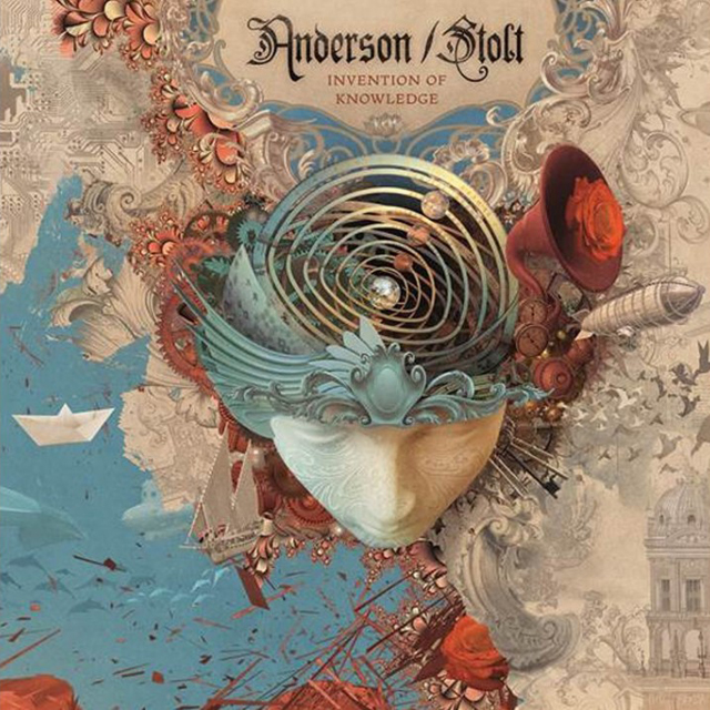 Anderson/Stolt / Invention Of Knowledge
