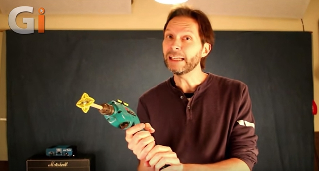 Paul Gilbert Studio Tour - Guitar Interactive