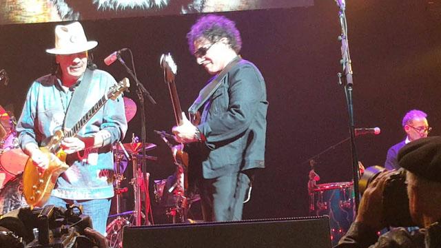 Original Santana Band Reunion