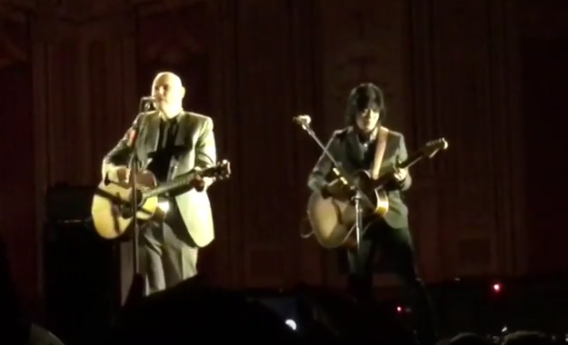 James Iha Reunites With Smashing Pumpkins