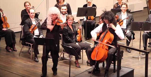 Handel goes Metal (feat. Metallica's 'Enter Sandman') - Victoria Symphony, Feb. 29 2016