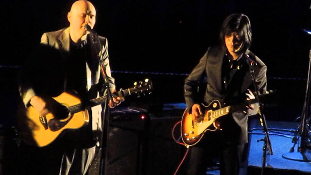The Smashing Pumpkins with James Iha