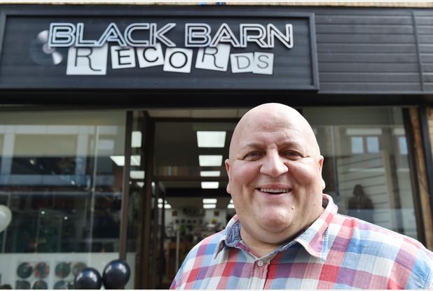 Black Barn Records - Adrian Bayford