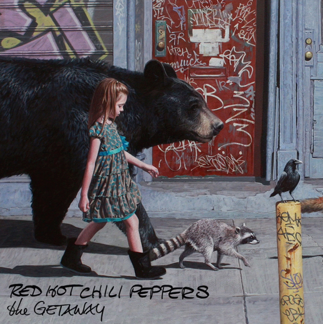 Red Hot Chili Peppers / The Getaway