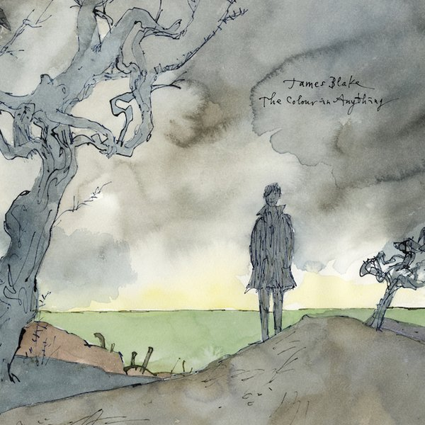 James Blake / The Colour in Anything