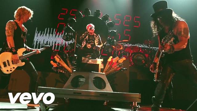 Guns N' Roses - 4/8/16 LAS VEGAS Night 1
