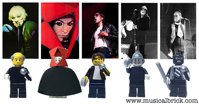 Top 9 Peter Gabriel Costumes (1972 - 1975) - Musical Brick