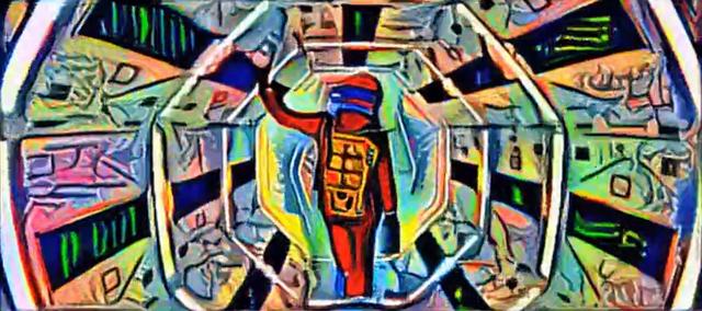2001: A Picasso Odyssey