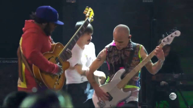 Red Hot Chili Peppers & Thundercat
