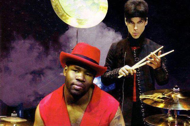 Prince and John Blackwell