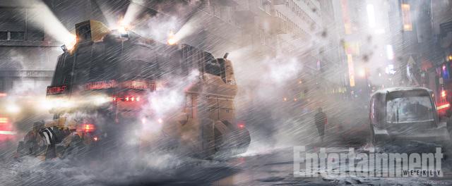 Blade Runner 2049 コンセプトアート