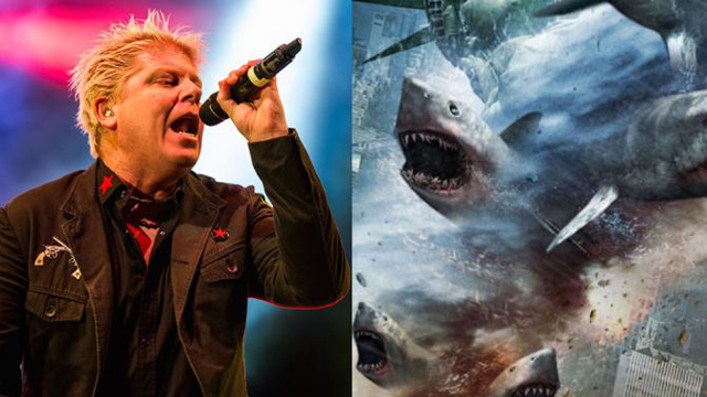 The Offspring and Sharknado
