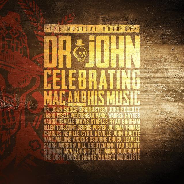 VA / Musical Mojo Of Dr. John: A Celebration of Mac & His Music