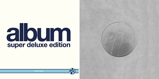 Public Image Ltd - Metal box & Album - Super Deluxe Editions
