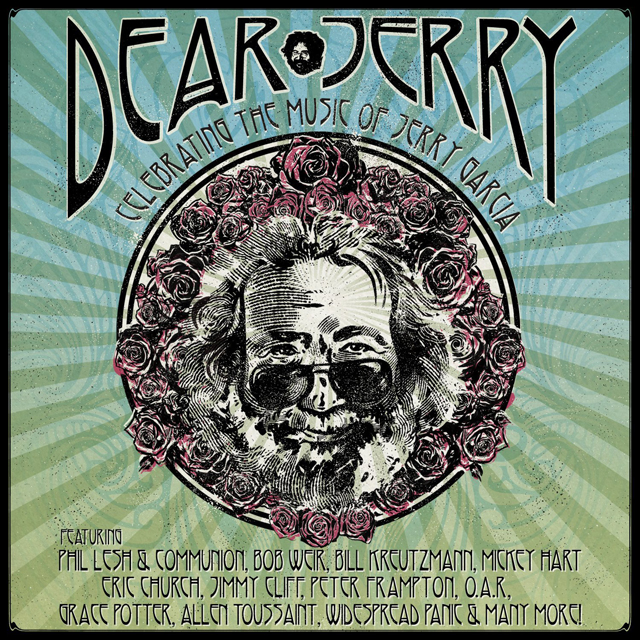 VA / Dear Jerry: Celebrating The Music Of Jerry Garcia