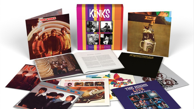 The Kinks / The Mono Collection