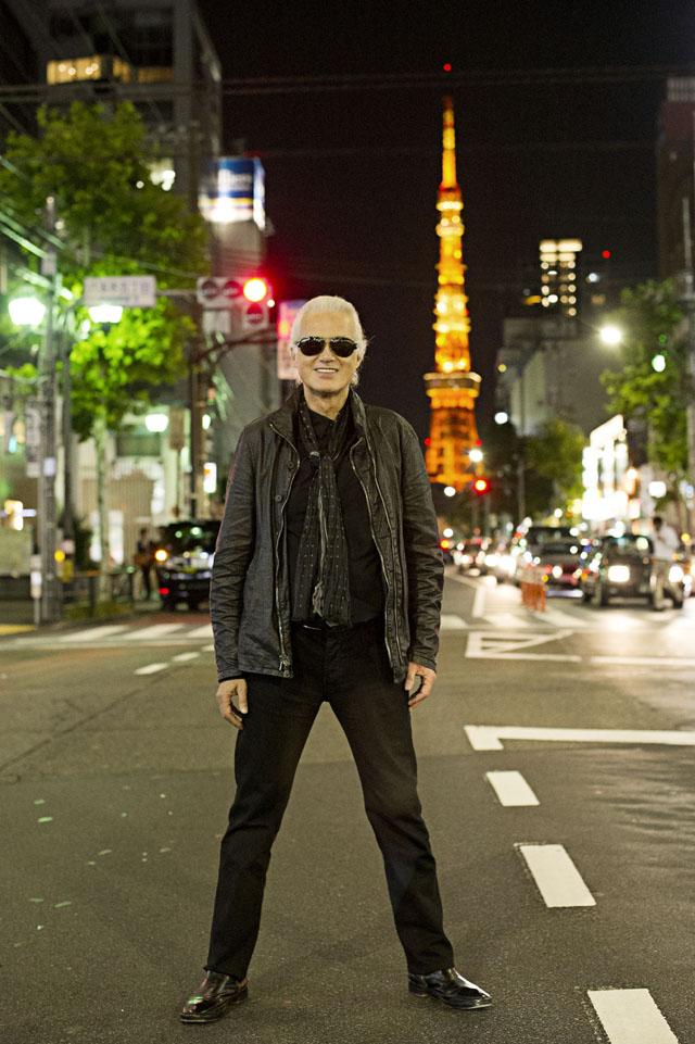 Jimmy Page (Photo: Ross Halfin)