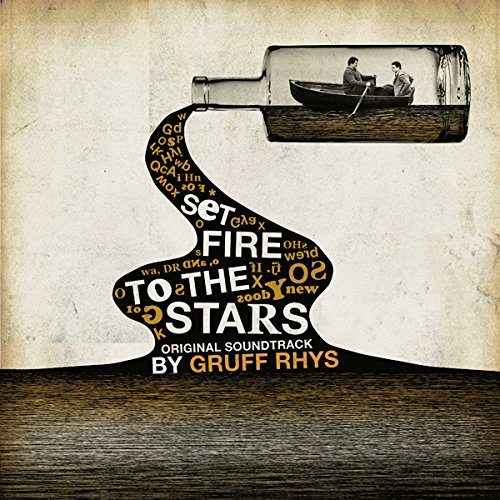 Gruff Rhys / OST : Set Fire To The Stars