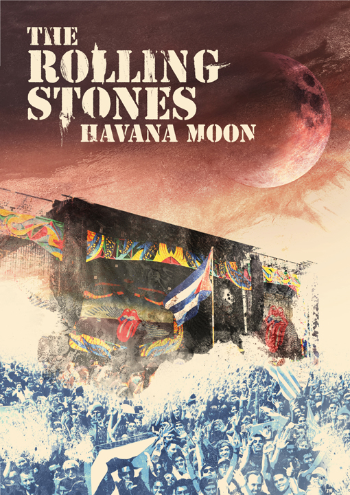 The Rolling Stones / HAVANA MOON - The Rolling Stones Live in Cuba