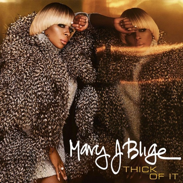 Mary J. Blige / Thick of It - Single