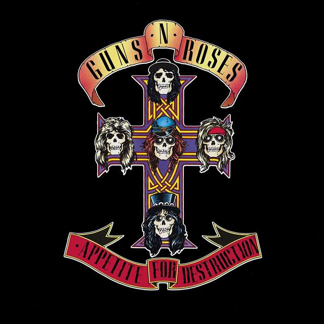 Guns N' Roses / Appetite for Destruction