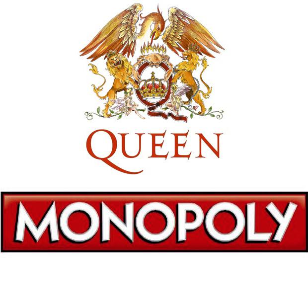QUEEN × MONOPOLY