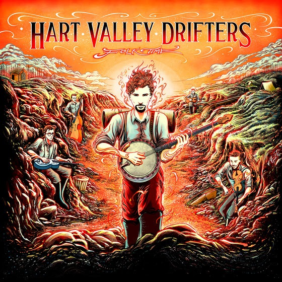 Hart Valley Drifters / Folk Time